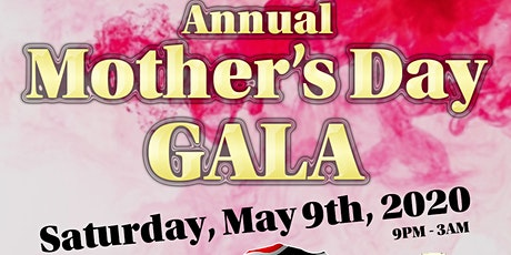 Mother's Day Gala 2020 tickets