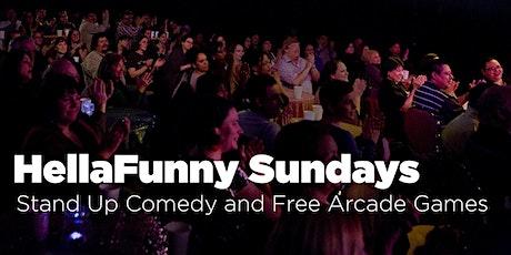 HellaFunny Sundays: A San Francisco Comedy Show tickets