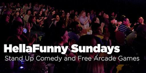HellaFunny Sundays: A San Francisco Comedy Show