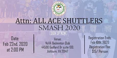 Kerala Association of Greater Washington SMASH 2020 tickets