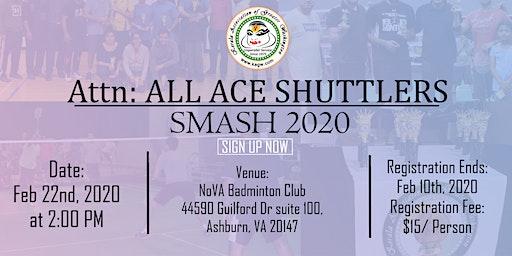 Kerala Association of Greater Washington SMASH 2020