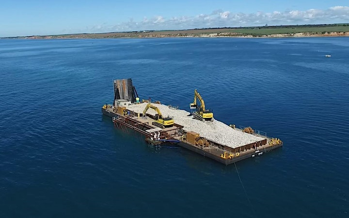 Restoring a new shellfish reef for Adelaide- Public Forum 3 image