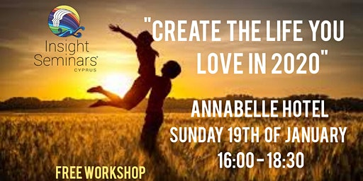 Create The Life You Love In 2020