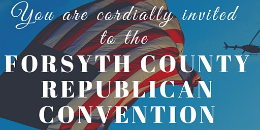 Forsyth County Republican Convention