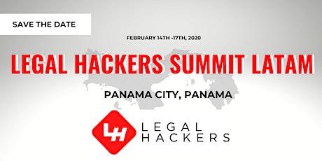 Legal Hackers Latam Summit 2020 entradas