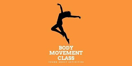 YAA! Body movement class with Artse tickets