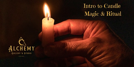 Intro to Candle Magic & Ritual Class tickets