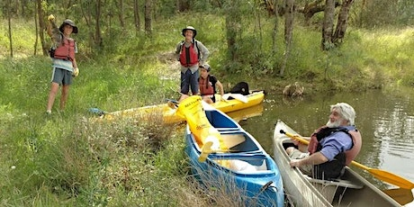 Murray River Community Cleanup paddle tickets