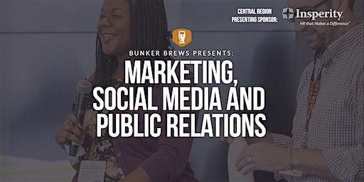Bunker Brews Memphis: Marketing, Social Media and Public Relations