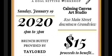 The Vision Lounge - a vision board workshop tickets