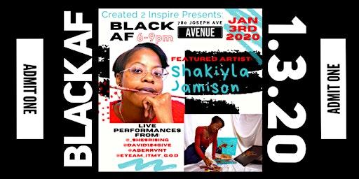 Black AF First Fridays @ The Avenue