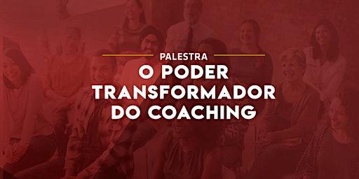 Palestra O Poder Transformador do Coaching