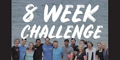 8 Week Challenge by MAP Fitness (St Kilda Sea Baths)