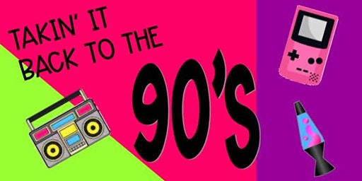 James K. Polk PTA: Takin' it Back to the 90's Silent Auction & Fundraiser