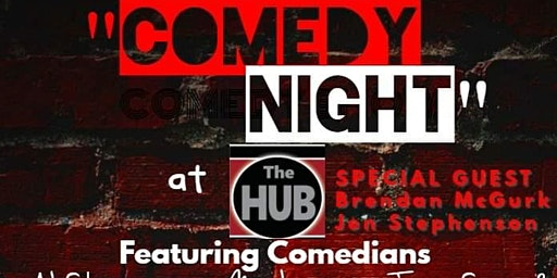 Comedy Night @The Hub Eatery