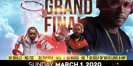 FAREWELL 2020 Grand Finale: #1 Sunday Day Party Love & Hip Hop's DJ Self | NC/SC DJ Skillz | ATL DJ Tayrock | DC's DJ Biggs) // $100 Rose Bottle Special All Party tickets