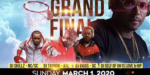 FAREWELL 2020 Grand Finale: #1 Sunday Day Party Love & Hip Hop's DJ Self | NC/SC DJ Skillz | ATL DJ Tayrock | DC's DJ Biggs) // $100 Rose Bottle Special All Party