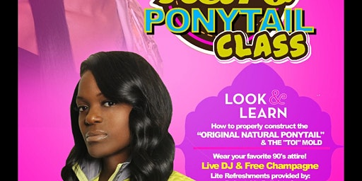 The Retro Ponytail Class
