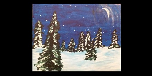 Sip & Paint at Crossfit 845