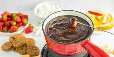 Anytime Chocolate Fondue Tasting Class tickets