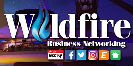 Wildfire Business Networking - January Event Series tickets