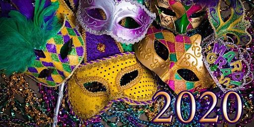 2020 LWA/MWA Mardi Gras Event