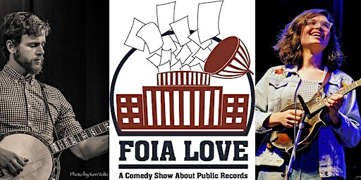 A Night of Comedy and Bluegrass About Public Records, in Durham
