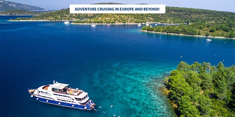 Adventure Cruising in Europe and beyond tickets