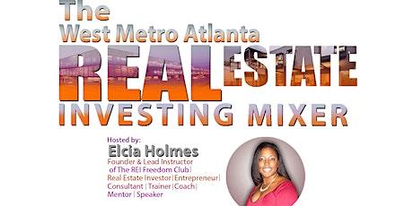 The West Metro Atlanta Real Estate Investing Mixer tickets
