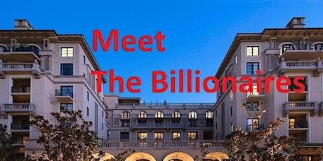Meet The Billionaires tickets