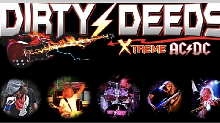 Dirty Deeds An AC/DC Tribute image