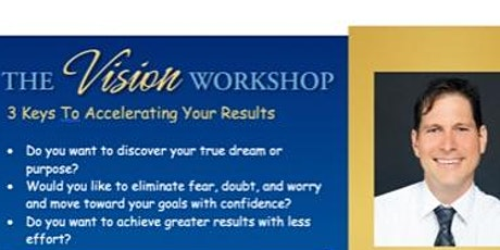 The Vision Workshop tickets