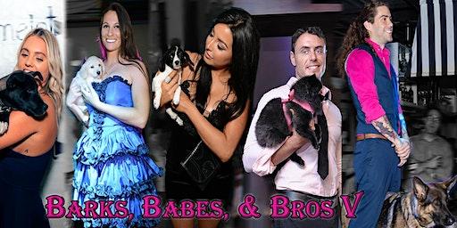 Barks, Babes, & Bros Bachelor & Bachelorette Auction for Charity V
