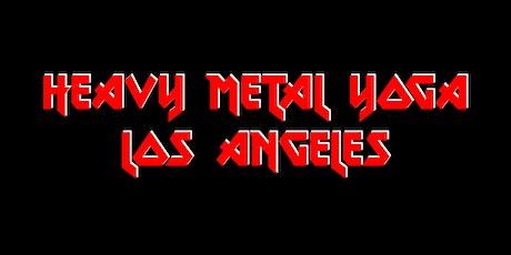 Heavy Metal Yoga - Los Angeles tickets