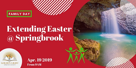 Extending Easter @ Springbrook tickets
