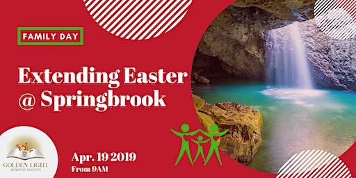 Extending Easter @ Springbrook