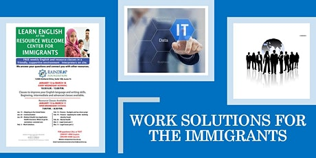 Work Solutions for the Immigrants tickets