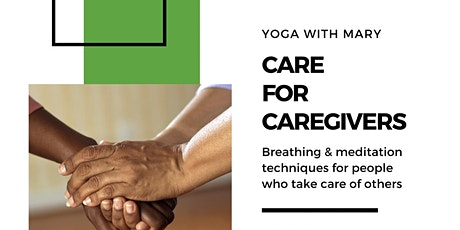 Care for Caregivers tickets