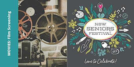 Seniors Festival - Filming Screening tickets