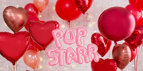 POPSTARR -You make my Heart POP-up Balloon Experience  tickets