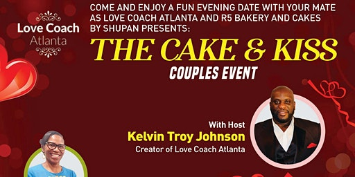 The Cake & Kiss Couples Event