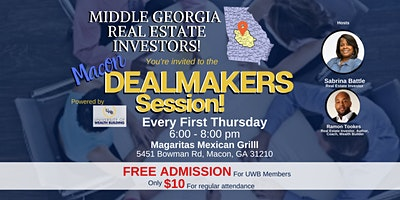 Dealmakers Macon - 2020