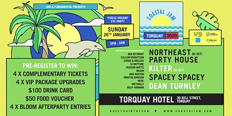 Coastal Jam 2020 | Torquay tickets