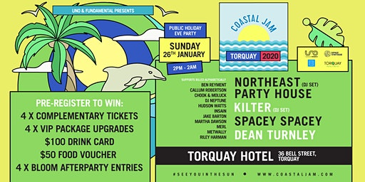 Coastal Jam 2020 | Torquay
