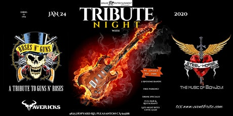 Tribute Night with Roses n Guns & Steel Horse! tickets