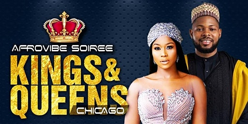 AFROVIBE SOIREE KINGS & QUEENS