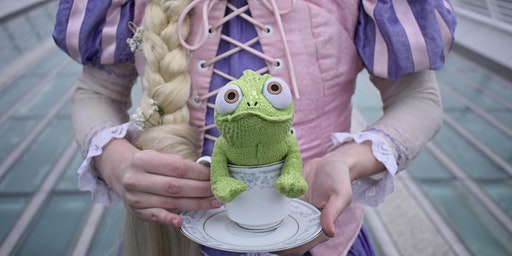 Rapunzel's Royal Tea Party