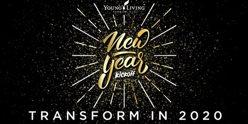 New Year Kickoff with Young Living - Transform in 2020