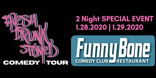 FREE TICKETS | VIRGINIA BEACH FUNNY BONE 1/28 | Stand Up Comedy Show