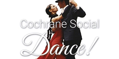 Cochrane Social Dance tickets